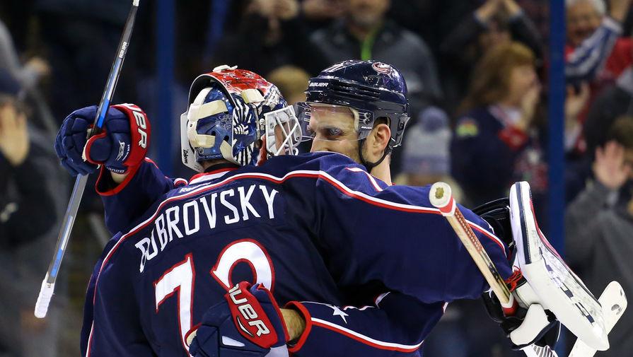 Бобровский прокомментировал победу Флориды над Чикаго в матче НХЛ
