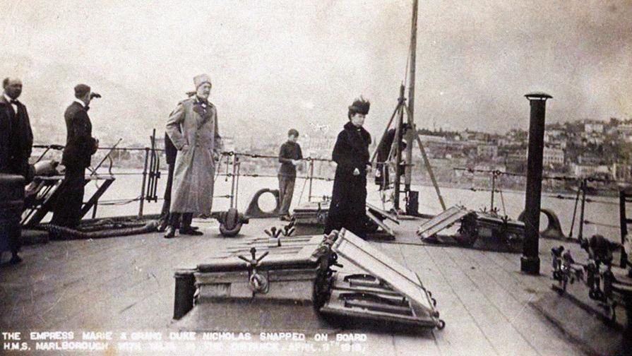 Выжившие члены династии Романовых покинули Россию 100 лет назад
