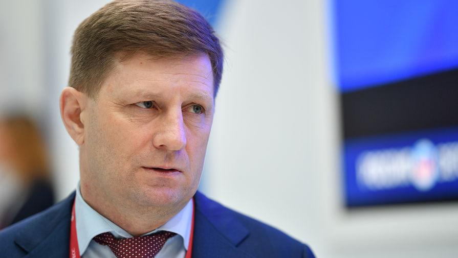 Против губернатора Хабаровского дела завели дело о покушении на убийство