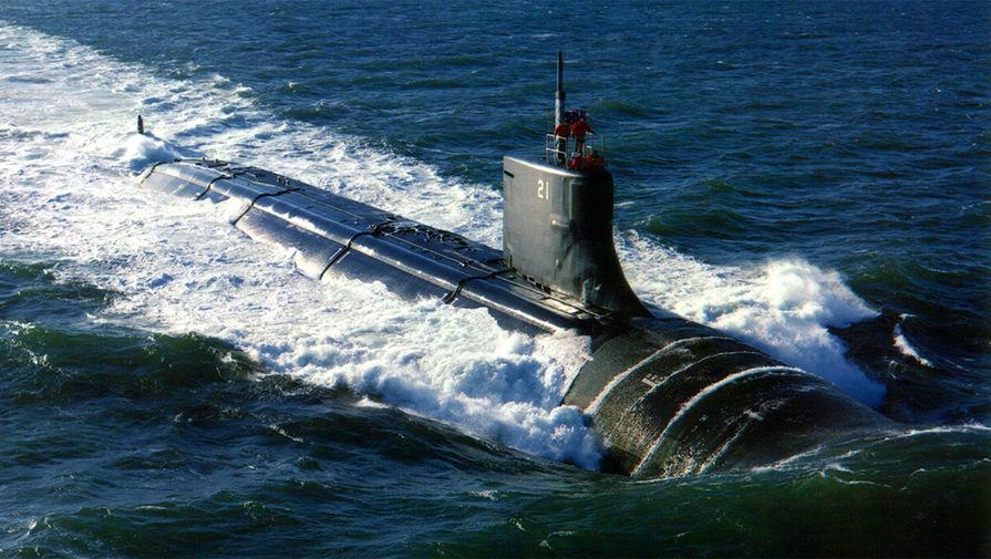 «Морской волк» против России: США направили подводные лодки в Европу