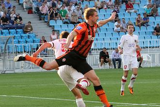 «Шахтер» вновь едет в Киев к «Арсеналу»