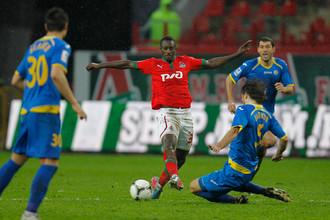 Поле на стадионе в Черкизове не понравилось защитнику «Ростова» Дьякову