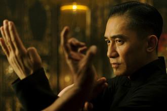 Кадр из фильма Вонга Карвая «Великий мастер»