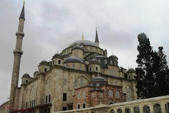 Стамбульские красавицы