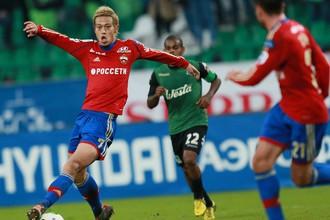 В центральном матче тура «Краснодар» постарается взять реванш у ЦСКА за поражение 1:5 в первом круге