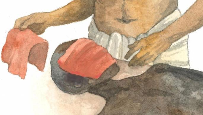 Красный лен и солома: как древние египтяне мумифицировали тела