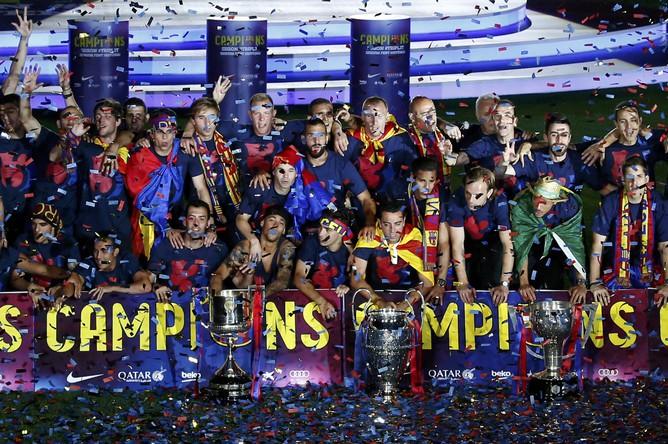 Чемпионское фото