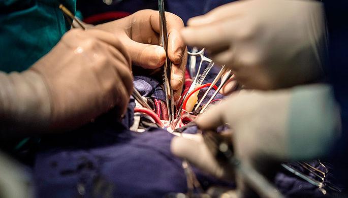 Операции на сердце станут безопаснее
