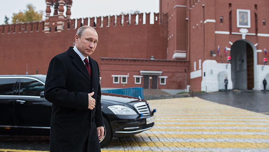 «Русофобия»: Кремль отреагировал на интерес США к доходам Путина