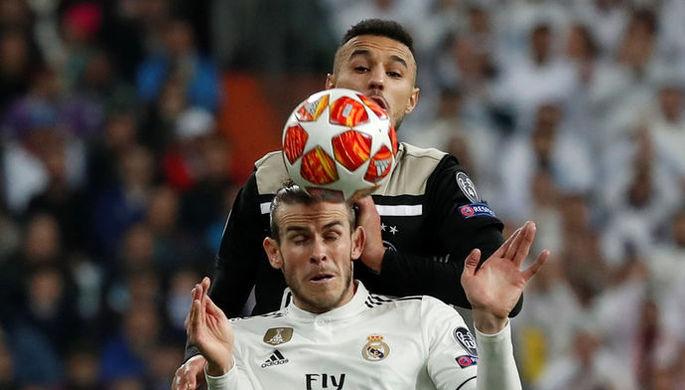 Гарет Бэйл в матче между футбольными клубами «Барселона» и «Реал Мадрид», 2019 год