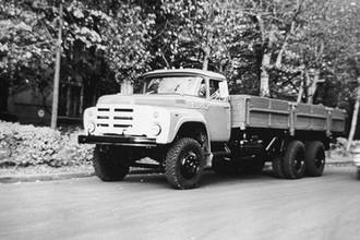ЗИЛ-133ГЯ, 1981 год