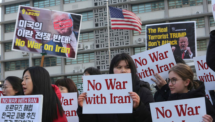 «Слепое подчинение»: как Южная Корея страдает из-за США