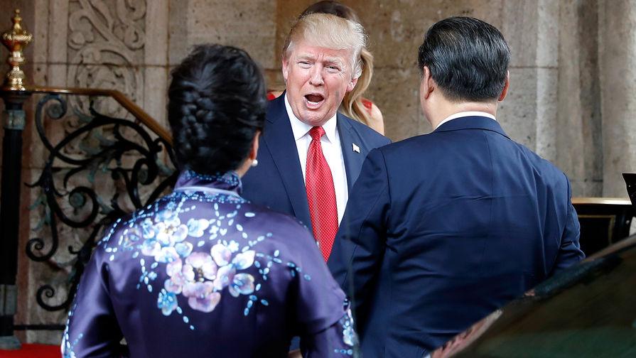 Трамп: Китай сорвал сделку с США