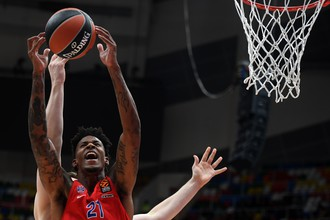 Баскетболист московского ЦСКА Уилл Клайберн