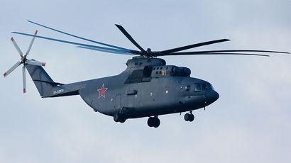 Украина поставит двигатели для российско-китайского тяжелого вертолета