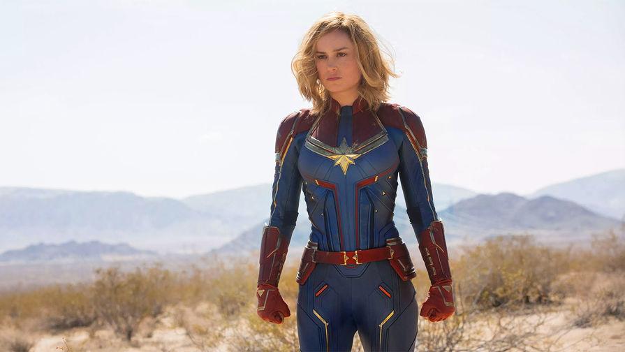 """В сиквеле """"Капитан Марвел"""" появится команда """"Новых Мстителей"""""""