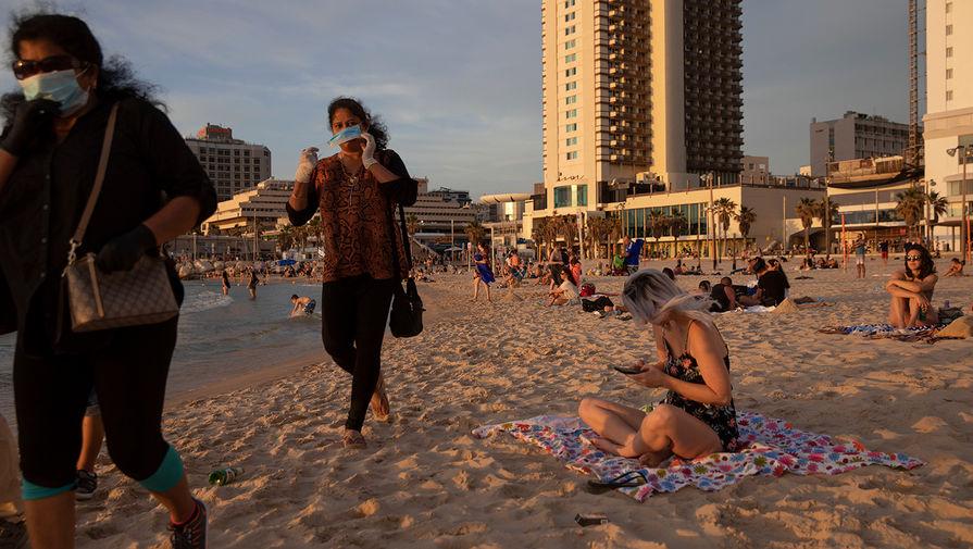Привитые туристы смогут посещать Израиль с 1 июля