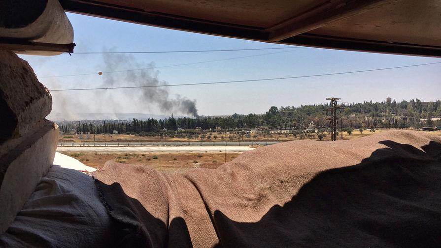 Минобороны заявило о подготовке боевиками провокации в Сирии