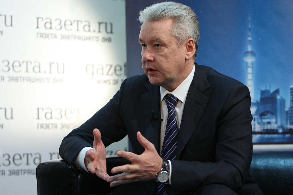 f55a775b3ec6 Онлайн-интервью с мэром Москвы Сергеем Собяниным - Газета.Ru |  Онлайн-интервью