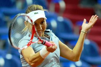Елена Веснина — в полуфинале турнира в Хобарте