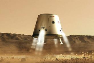 Окончена запись добровольцев на Марс