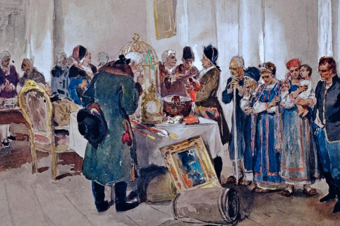 Французский депутат призвал решить вопрос займов России царских времен