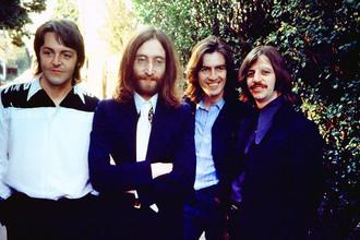The Beatles в 1969 году