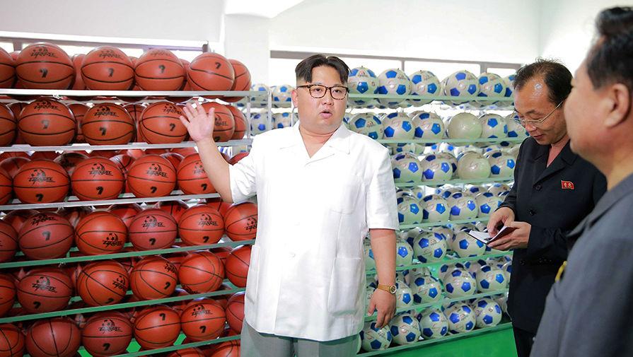 Ким Чен Ын решил заняться спортом - Газета.Ru   Фото 41c86b4da2e