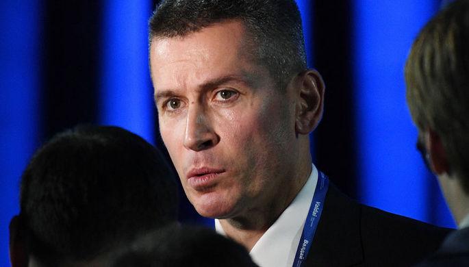 Председатель совета директоров группы «Сумма» Зиявудин Магомедов, 19 октября 2017 года