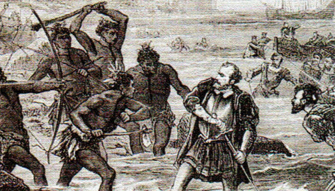 Неравный бой: как туземцы убили Магеллана