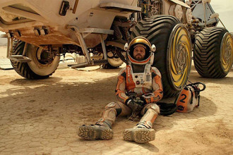 Кадр из фильма «Марсианин» (2015)