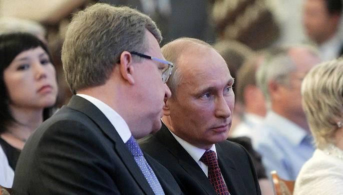 Бум и революция Кудрина