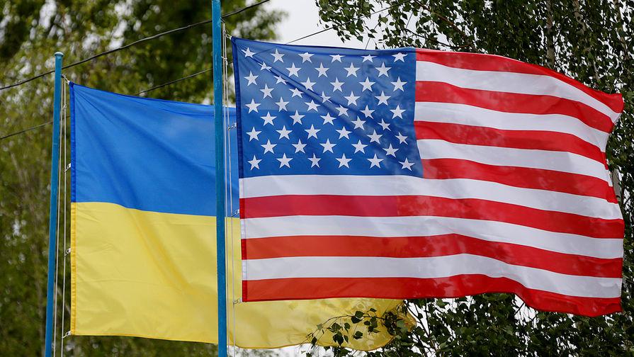 Киев впервые попросил США продать военное оборудование