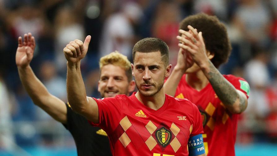 Дзюба отметил уровень хавбека сборной Бельгии Азара