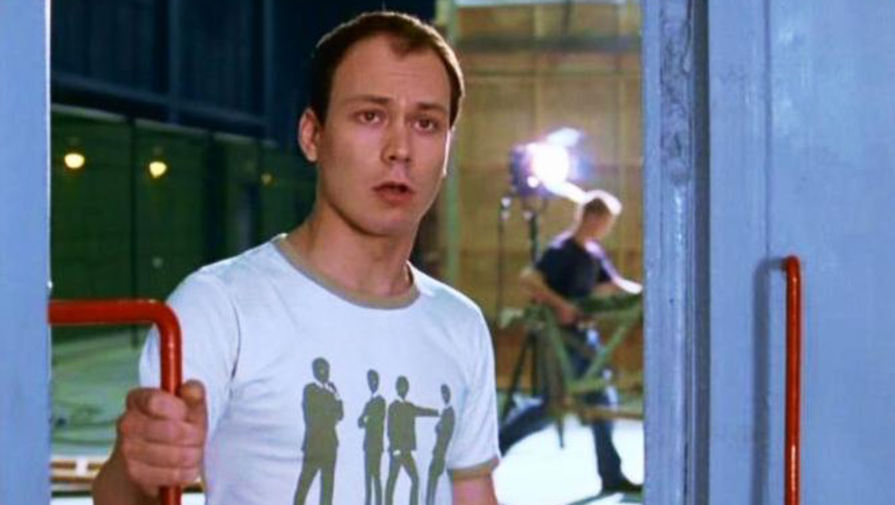 Максим Браматкин в телефильме «Узкий мост» (2004)