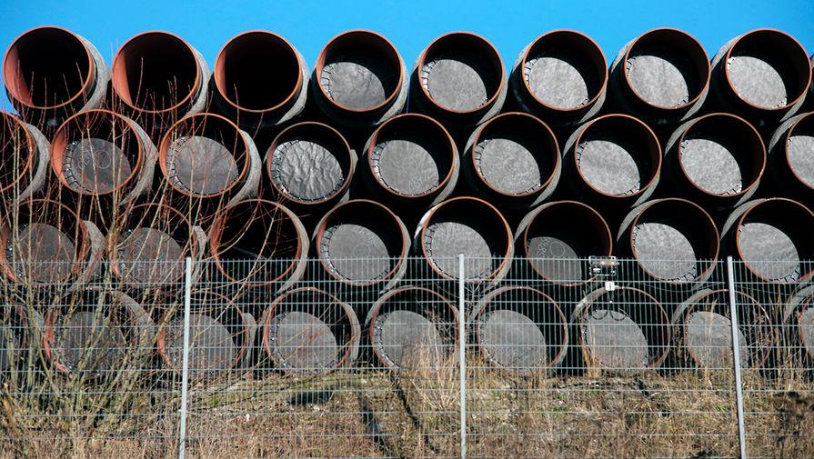 Германия и США обсудят вопрос отмены санкций против Северного потока - 2
