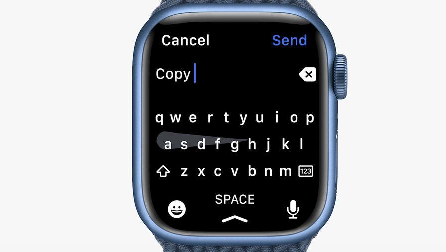 Apple скопировала клавиатуру для умных часов, удалив оригинал из App Store