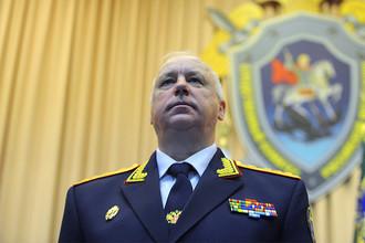 Глава Следственного комитета России Александр Бастрыкин на заседании коллегии СК, 2013 год