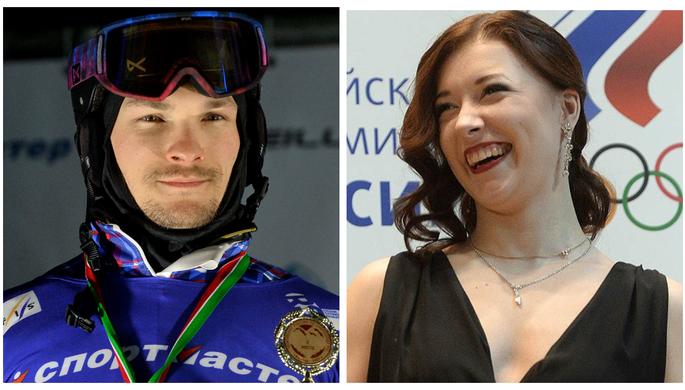 Вик Вайлд и Екатерина Боброва