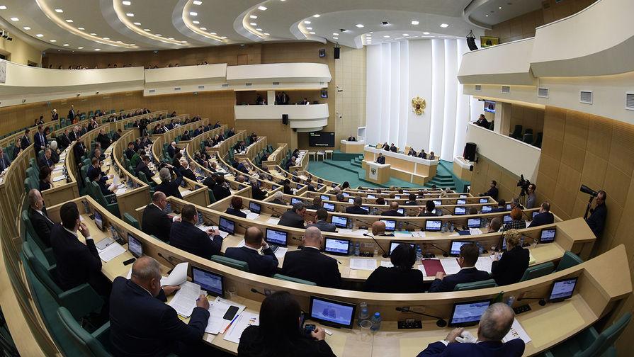 В Совфеде ответили на заявление Украины о последствиях блокады Крыма