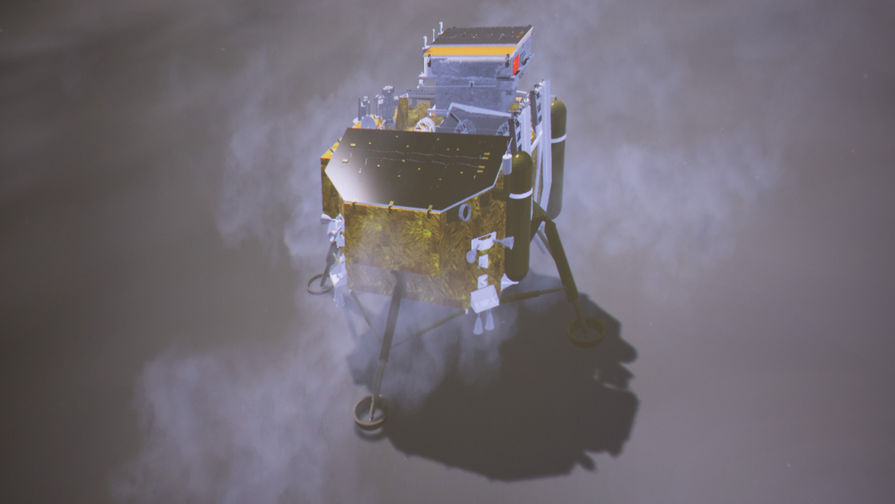 Китайские космические аппараты «уснули» на обратной стороне Луны
