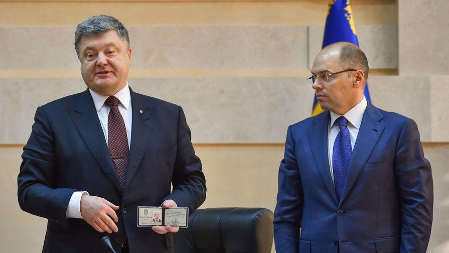 Кабмин одобрил указ президента об увольнении губернатора Одесской области