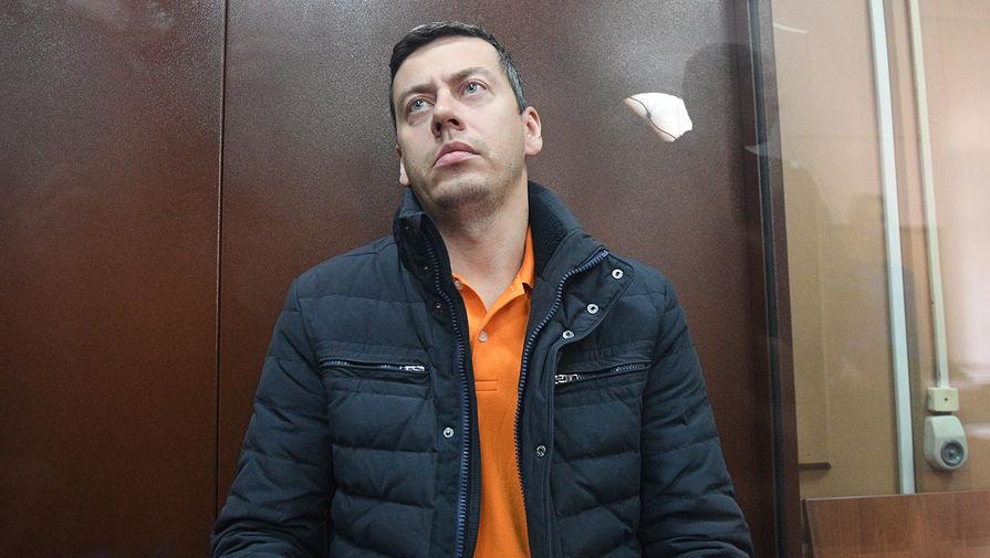 Заместитель директора департамента государственной охраны культурного наследия Минкультуры Павел Мосолов, обвиняемый в мошенничестве в особо крупном размере