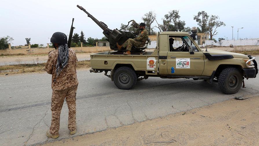 Стороны конфликта в Ливии решили возобновить переговоры о перемирии