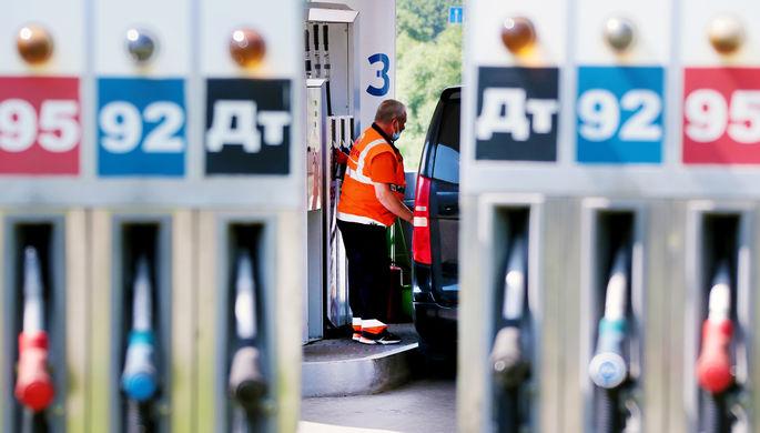 Изменение демпфера: как будут сдерживать цены на бензин