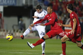 Гонсало Игуаин оформил дубль в матче с «Мальоркой»