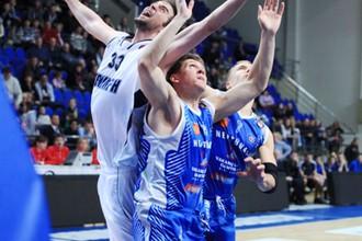 «Триумф» переиграл «Нептунас» в Единой лиге ВТБ
