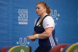 Татьяна Каширина стала чемпионкой Универсиады