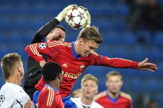 Верной дорогой идут товарищи из ЦСКА в личном рейтинге УЕФА