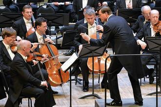В Москве прошли гастроли Венского филармонического оркестра
